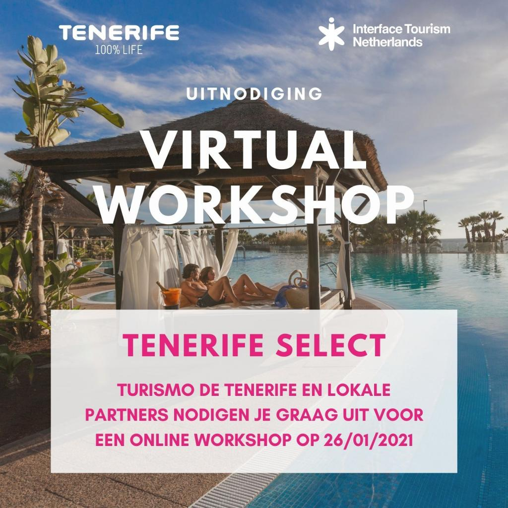 Tenerife Select Workshop